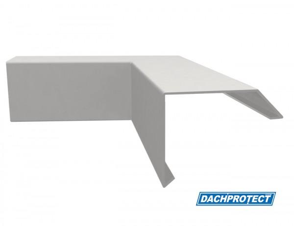 Innenecke ISOS 90°, Silber RAL 9006 Schenkellänge 17 cm