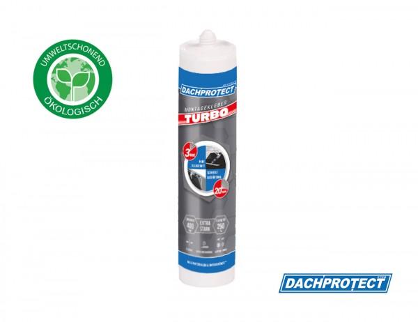 DACHPROTECT Montagekleber Turbo 290 ml (Kartusche)