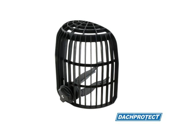Universal Attika-Kiesfangkorb DN 70 - 200 mm, höhenverstellbar, UV-stabilisiert + schlagzäh