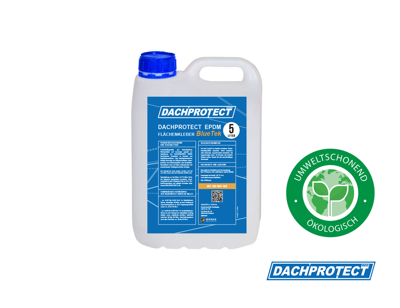 DACHPROTECT BlueTek 5 L