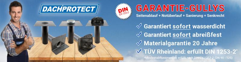 Garantie-Gullys