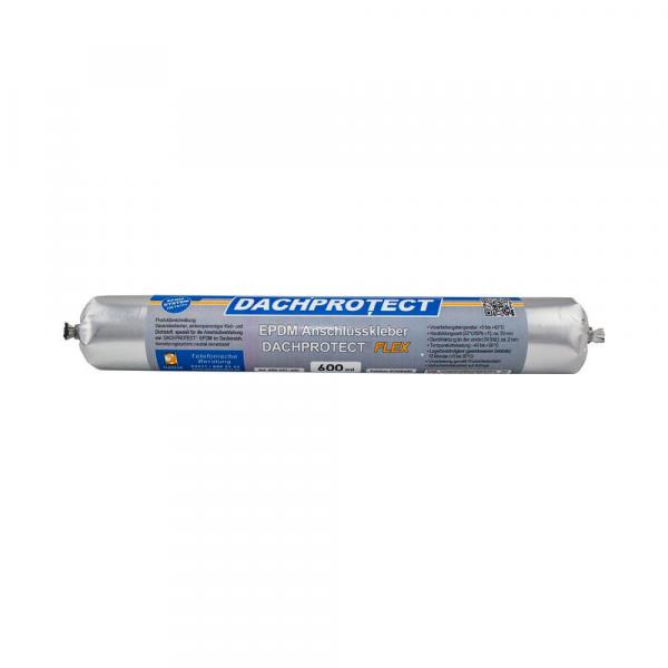 DACHPROTECT EPDM Anschlusskleber FLEX 600 ml (Schlauchbeutel)