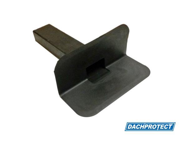 DACHPROTECT EPDM Seitenablauf 60 x 100 mm für senkrechten und waagerechten Einbau