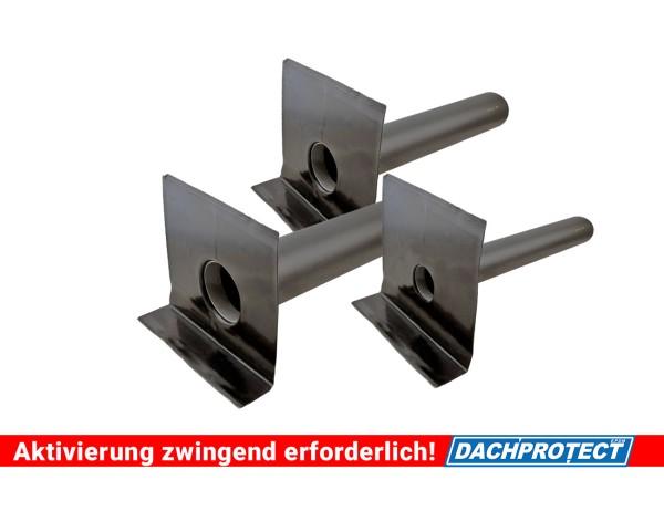 DACHPROTECT EPDM Garantie-Seitennotablauf (DN 50 - 125)